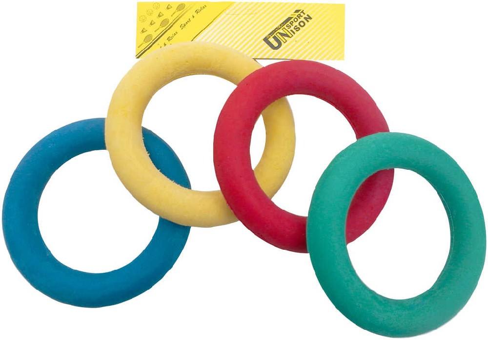 HRA Ringo kroužek sportovní barevný 16cm gumový 4 barvy