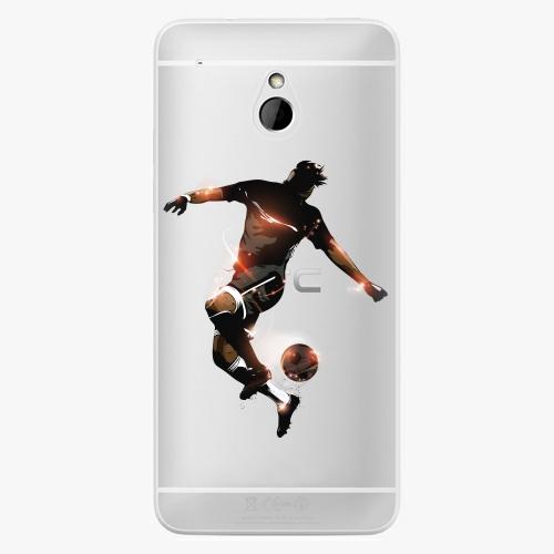 Plastový kryt iSaprio - Fotball 01 - HTC One Mini