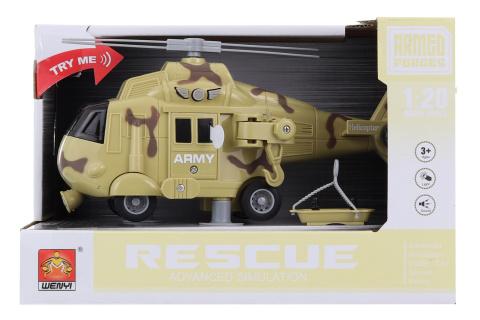 Helikoptéra na baterie