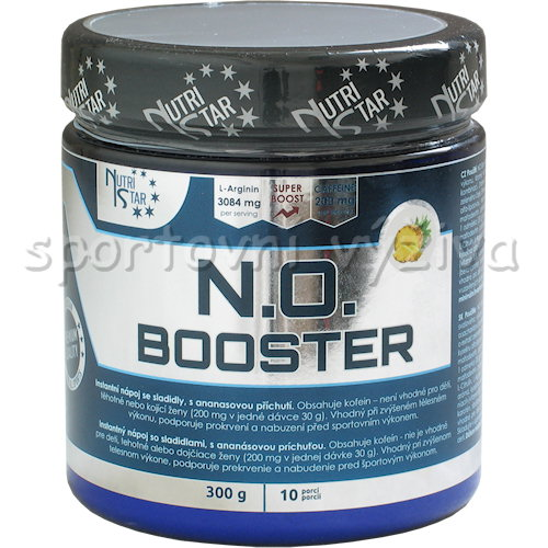 N.O. Booster 300g-ananas