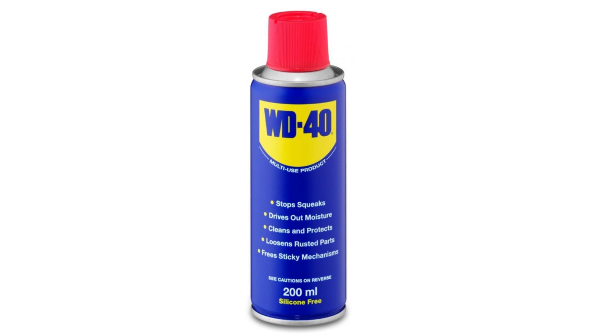 WD-40 Univerzální mazací sprej 200ml