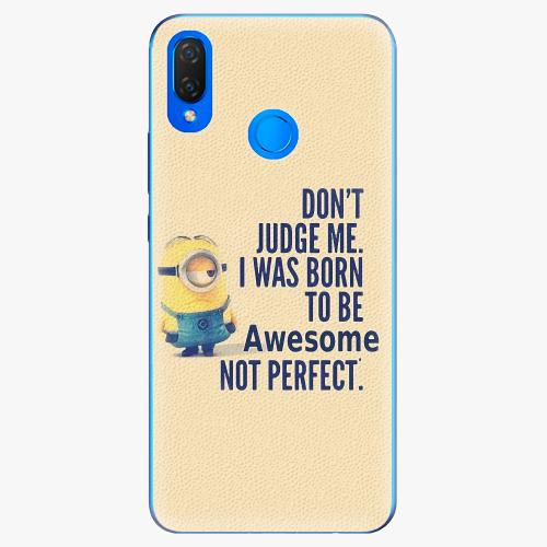 Plastový kryt iSaprio - Be Awesome - Huawei Nova 3i