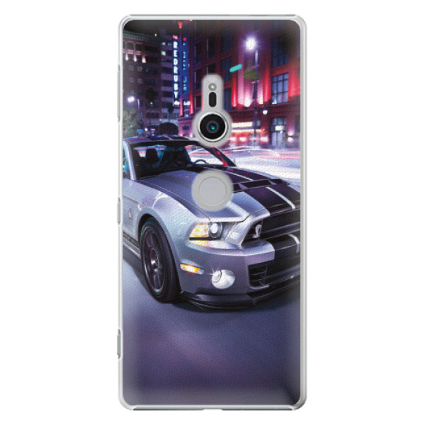 Plastové pouzdro iSaprio - Mustang - Sony Xperia XZ2