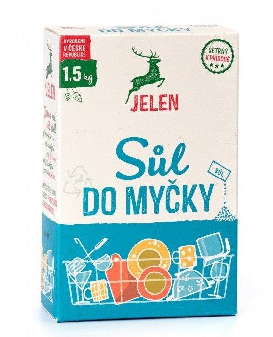 Sůl do myčky 1,5 kg