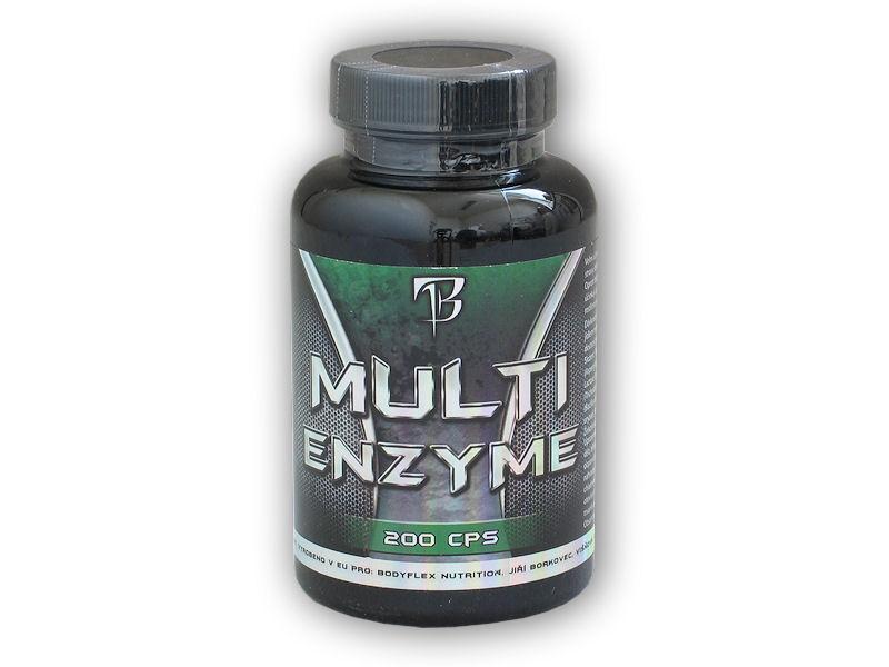 Multi Enzyme 200 kapslí