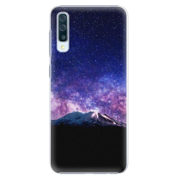 Plastové pouzdro iSaprio - Milky Way - Samsung Galaxy A50