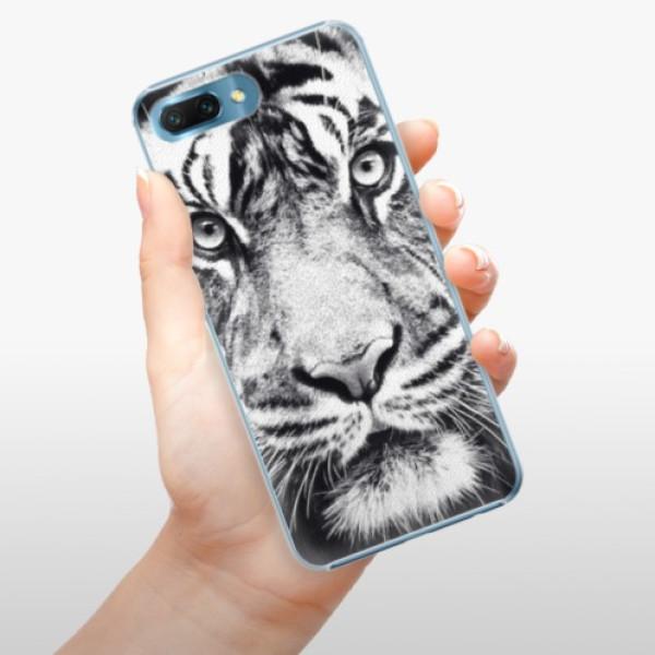 Plastové pouzdro iSaprio - Tiger Face - Huawei Honor 10