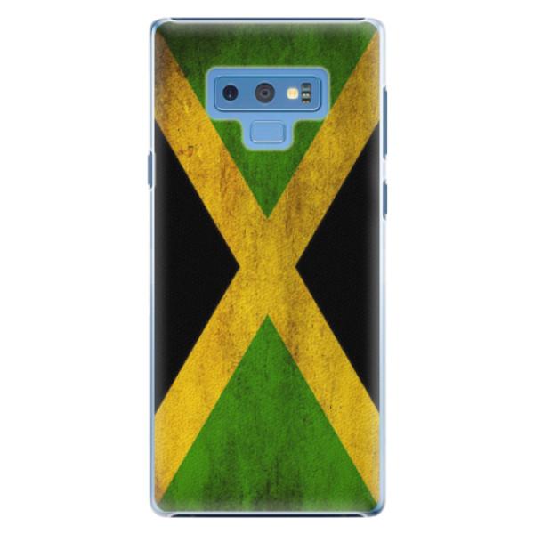 Plastové pouzdro iSaprio - Flag of Jamaica - Samsung Galaxy Note 9
