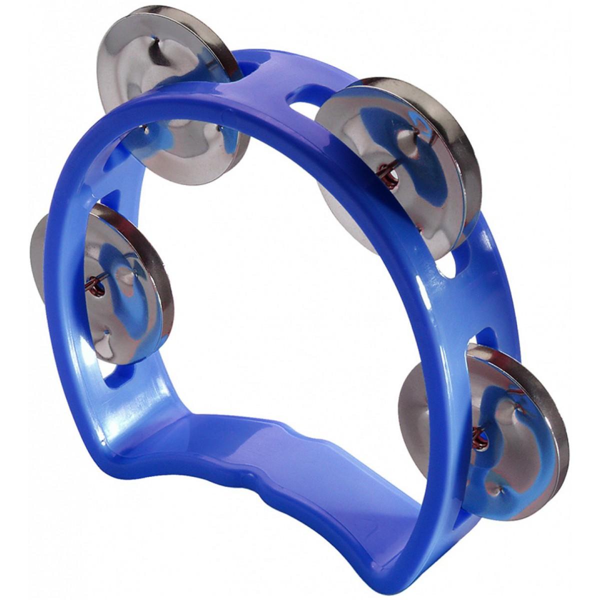 Stagg TAB-MINI/BL, mini tamburína modrá