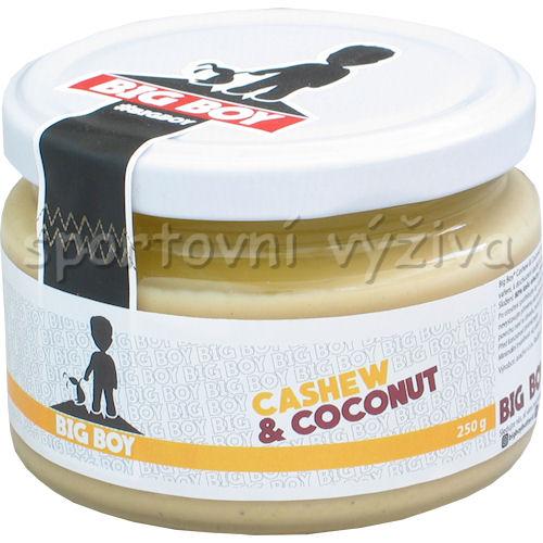 Kešu máslo s kokosem 250g