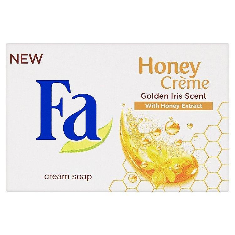 Mýdlo Honey Crème 90g