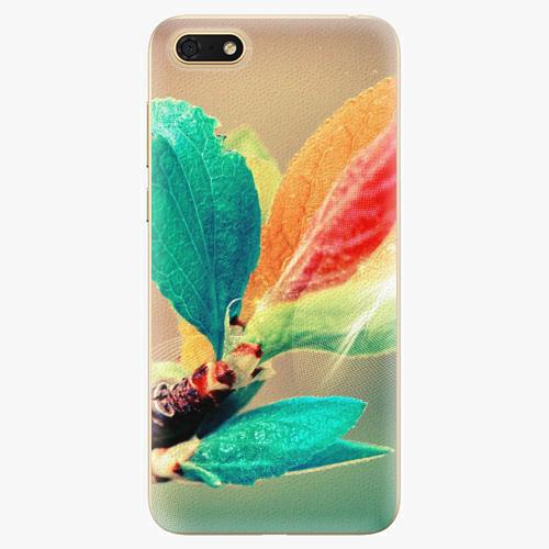 Silikonové pouzdro iSaprio - Autumn 02 - Huawei Honor 7S