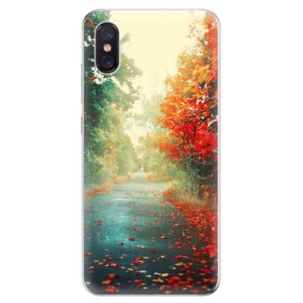 Odolné silikonové pouzdro iSaprio - Autumn 03 - Xiaomi Mi 8 Pro