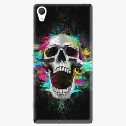 Plastový kryt iSaprio - Skull in Colors - Sony Xperia Z2