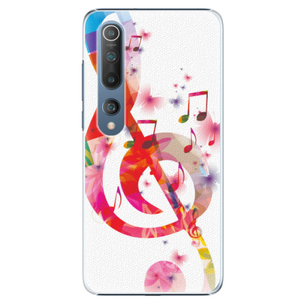 Plastové pouzdro iSaprio - Love Music - Xiaomi Mi 10 / Mi 10 Pro