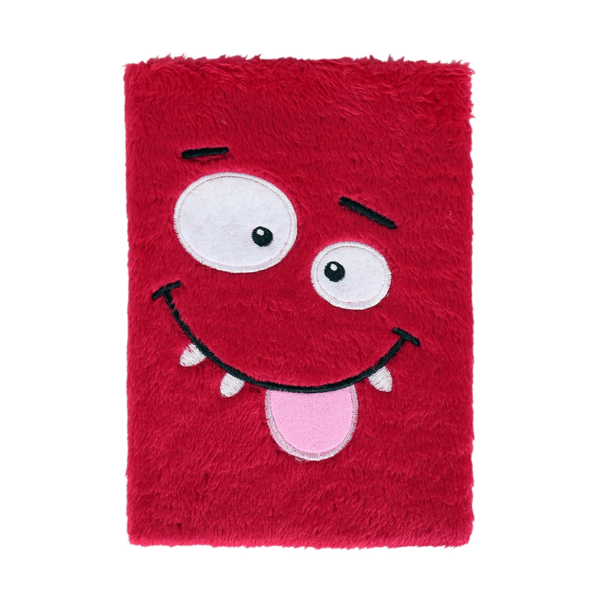 ALBI - Chlupatý blok - Červený ksichtík