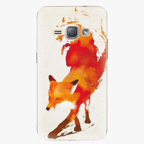 Plastový kryt iSaprio - Fast Fox - Samsung Galaxy J1 2016