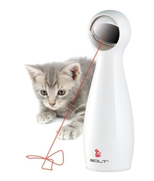 Laserová hračka pro kočky a psy FroliCat Bolt