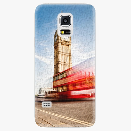 Plastový kryt iSaprio - London 01 - Samsung Galaxy S5 Mini