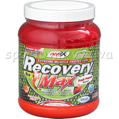 Recovery-Max - 575g-fruit-punch