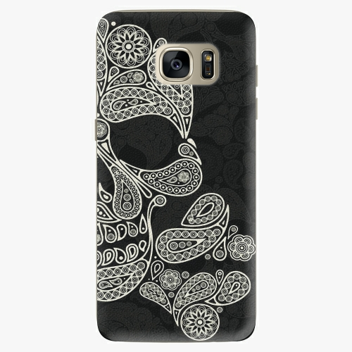 Plastový kryt iSaprio - Mayan Skull - Samsung Galaxy S7