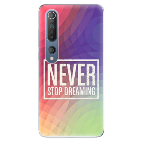 Odolné silikonové pouzdro iSaprio - Dreaming - Xiaomi Mi 10 / Mi 10 Pro
