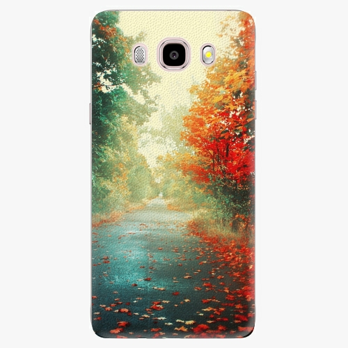 Plastový kryt iSaprio - Autumn 03 - Samsung Galaxy J5 2016