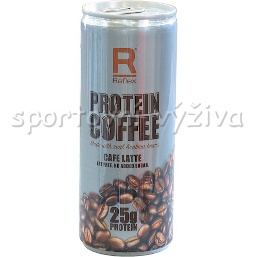 Protein Coffee 250ml cafe latte