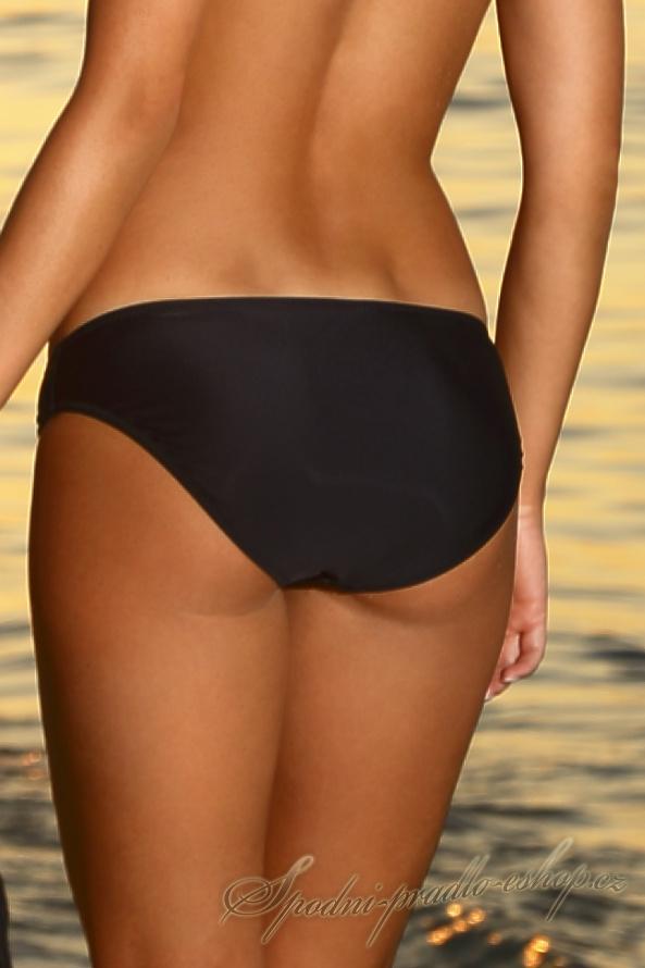 Plavkové kalhotky - Sensis - Černá/XL