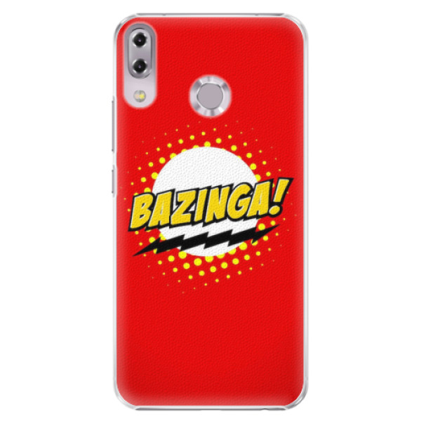 Plastové pouzdro iSaprio - Bazinga 01 - Asus ZenFone 5 ZE620KL