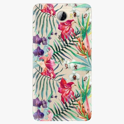 Plastový kryt iSaprio - Flower Pattern 03 - Huawei Y5 II / Y6 II Compact