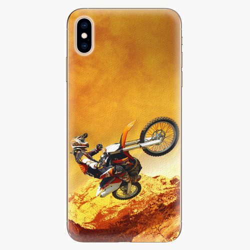 Plastový kryt iSaprio - Motocross - iPhone XS Max