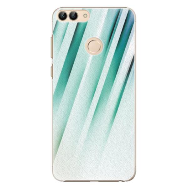 Plastové pouzdro iSaprio - Stripes of Glass - Huawei P Smart