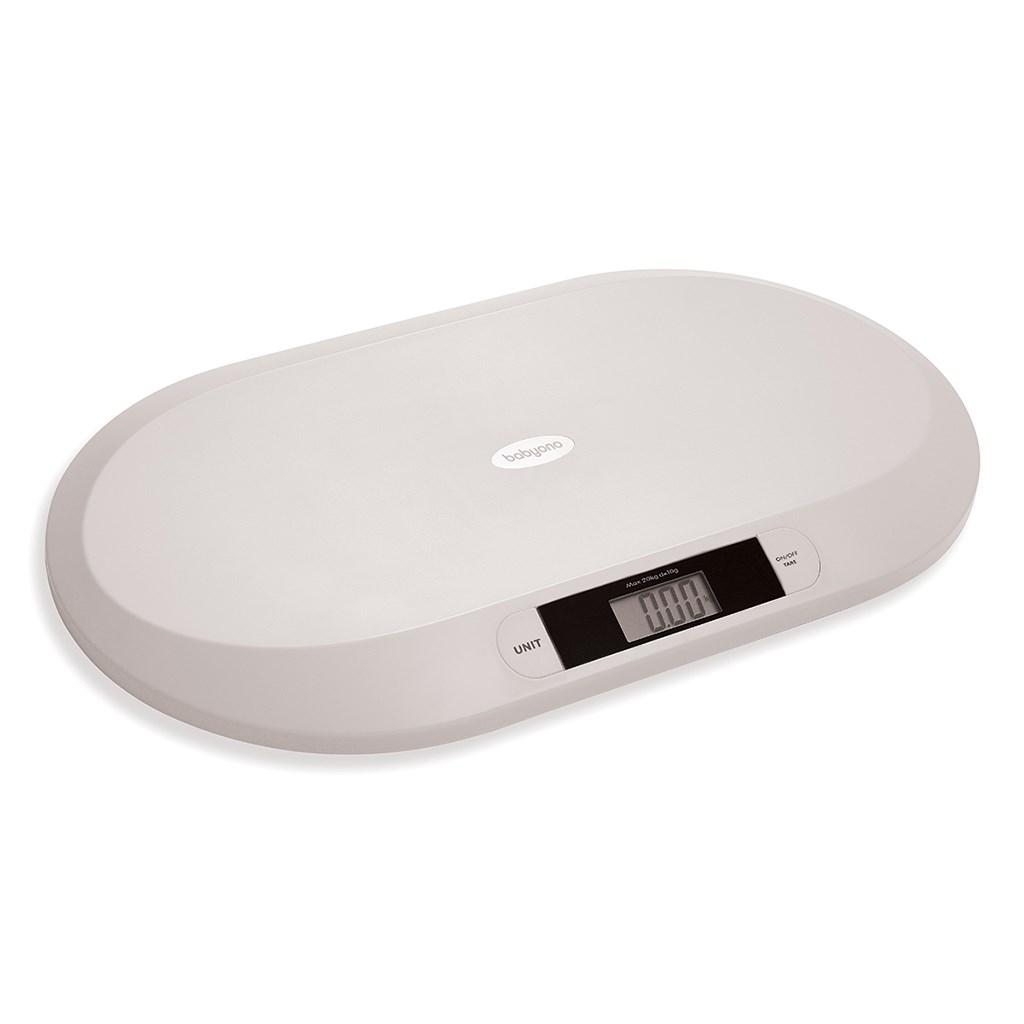 Detská elektronická váha Baby Ono - bílá