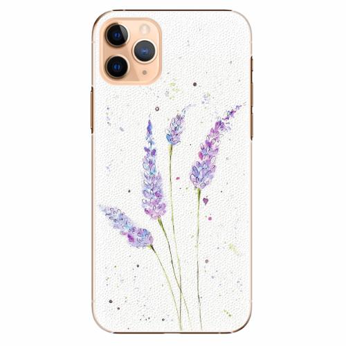 Plastový kryt iSaprio - Lavender - iPhone 11 Pro Max