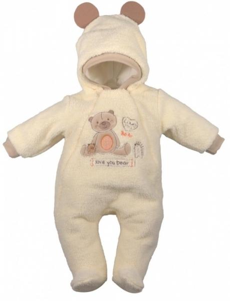 Baby Nellys Chlupáčkový