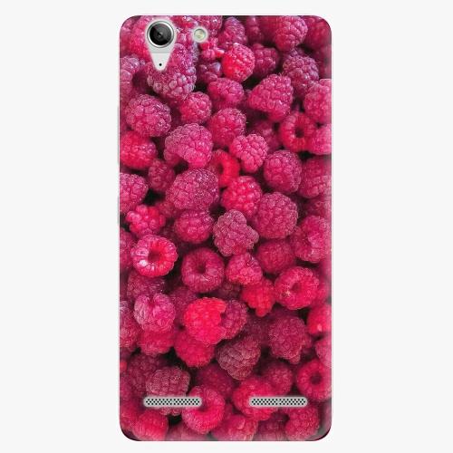 Plastový kryt iSaprio - Raspberry - Lenovo Vibe K5