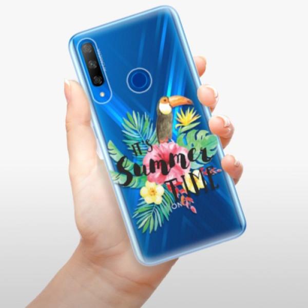 Odolné silikonové pouzdro iSaprio - Summer Time - Huawei Honor 9X