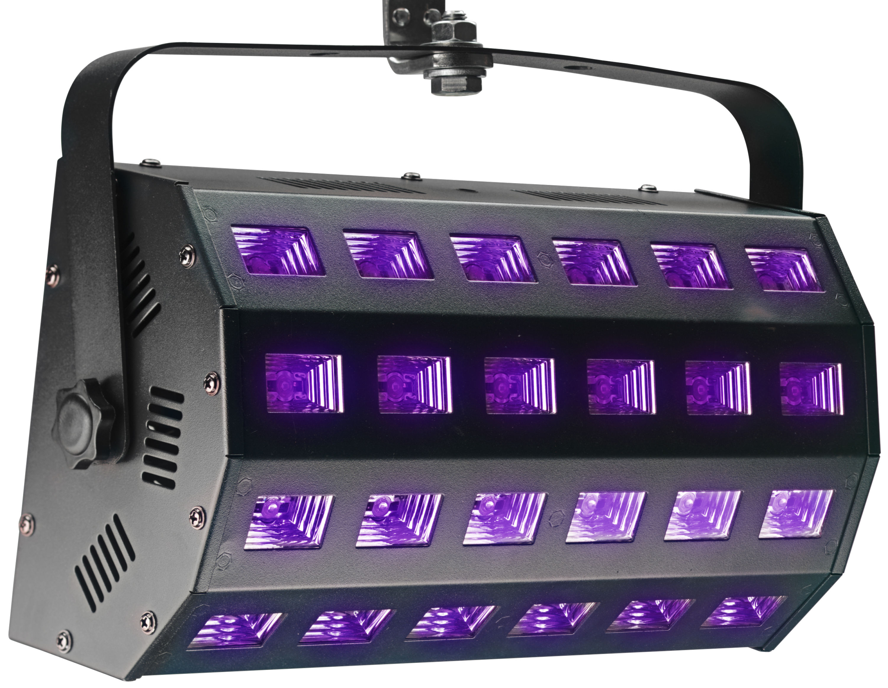 Stagg SLE-UV243-2, UV reflektor, 24x 3W UV LED