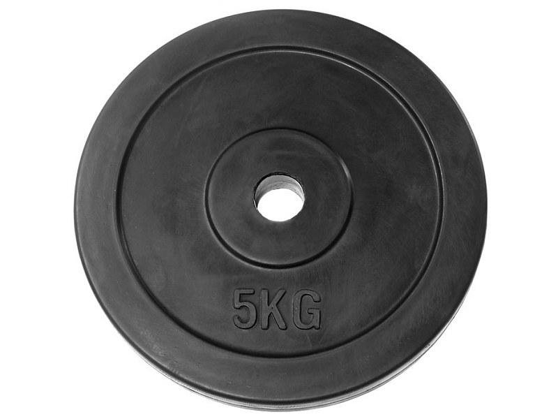 Kotouč pogumovaný 5kg k setu DB3031