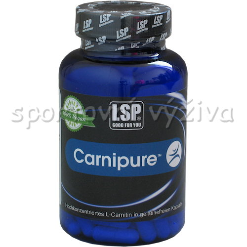 L-Carnitin 60 kapslí carnipure