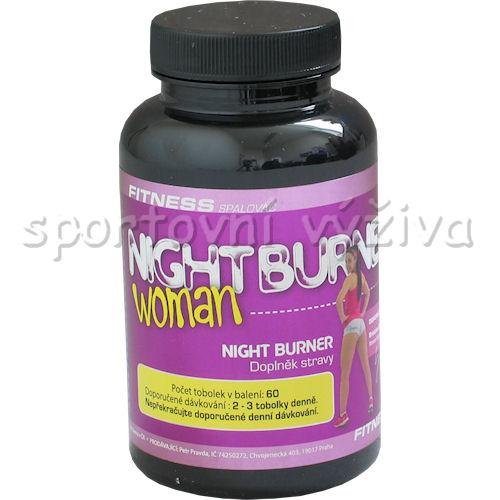 Night Burner Woman 60 kapslí