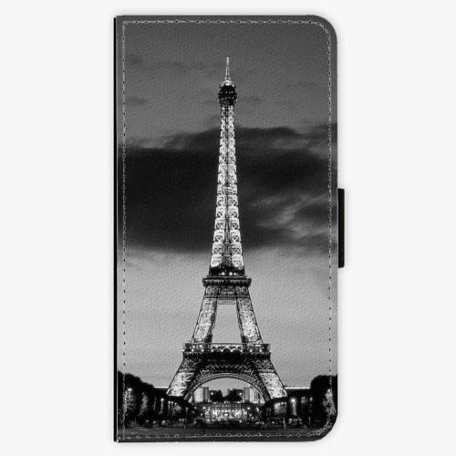 Flipové pouzdro iSaprio - Midnight in Paris - iPhone 8