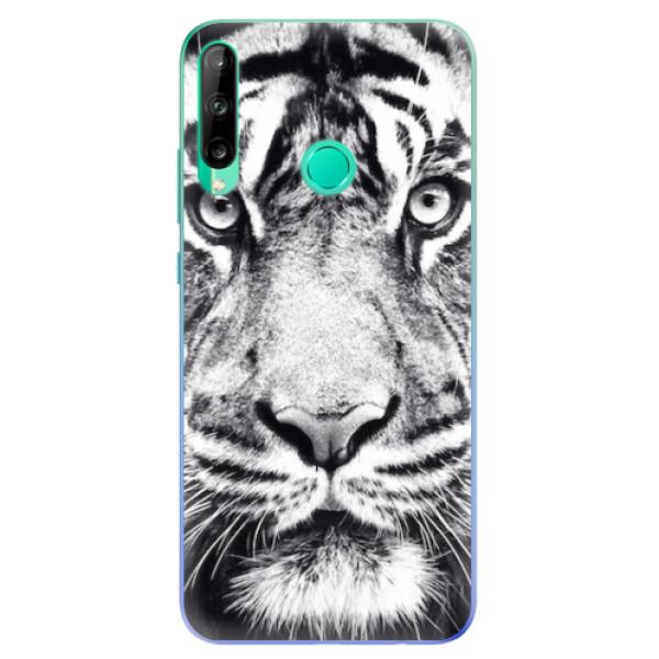 Odolné silikonové pouzdro iSaprio - Tiger Face - Huawei P40 Lite E