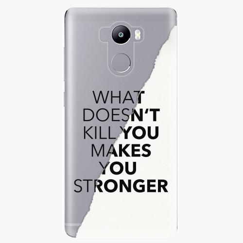 Plastový kryt iSaprio - Makes You Stronger - Xiaomi Redmi 4 / 4 PRO / 4 PRIME