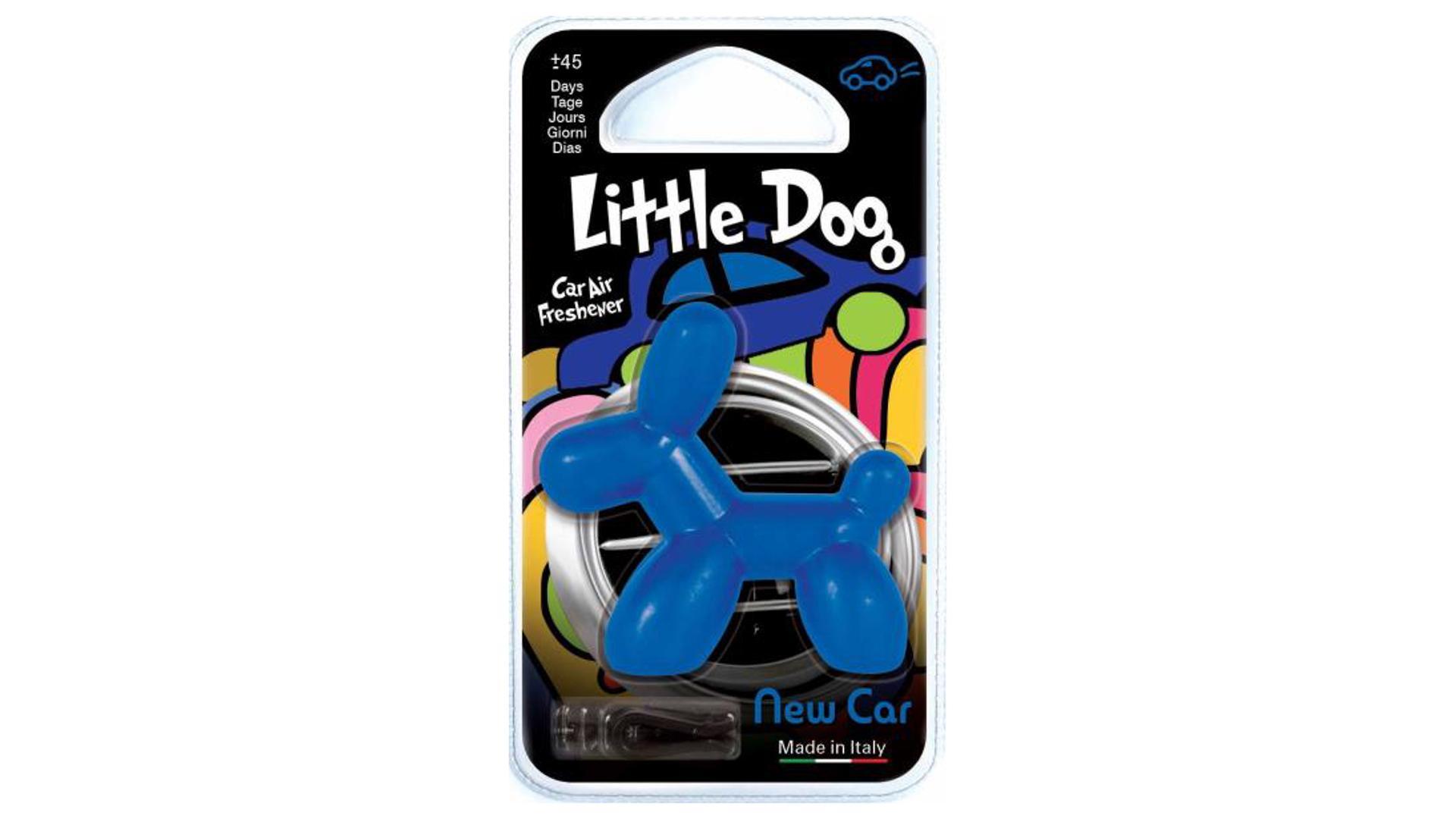 LITTLE DOG osviežovač vzduchu NEW CAR
