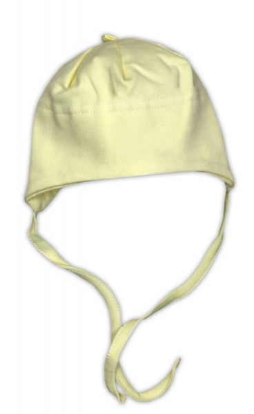 bavlnena-cepicka-nicol-zluta-68-4-6m