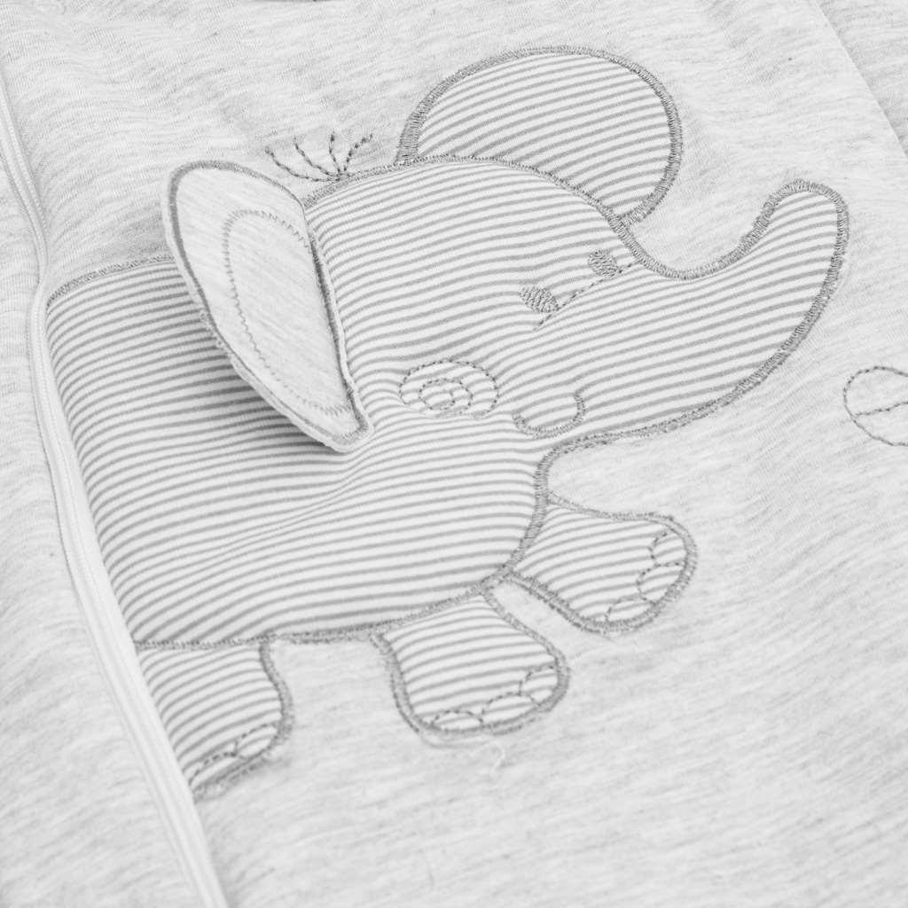 Zimní kombinézka New Baby Winter Elephant
