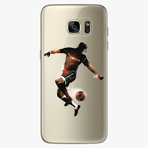 Plastový kryt iSaprio - Fotball 01 - Samsung Galaxy S7