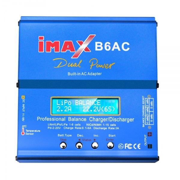 Universální nabíječ 50W/80W B6AC Dualpower